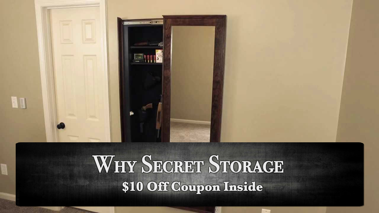 Why Choose Go Secret Storage Options for your Guns, Weapons, and Accessories Blog Cover
